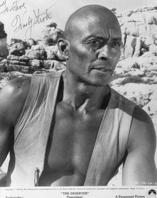Woody StrodeProfile, Photos, News and Bio