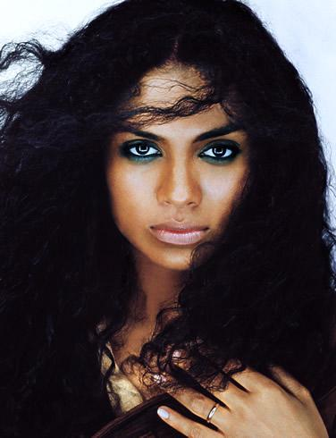 Amel LarrieuxProfile, Photos, News and Bio