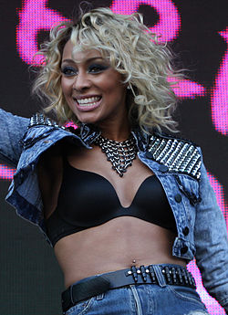 Keri HilsonProfile, Photos, News and Bio