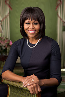 Michelle ObamaProfile, Photos, News and Bio