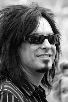 Nikki SixxProfile, Photos, News and Bio