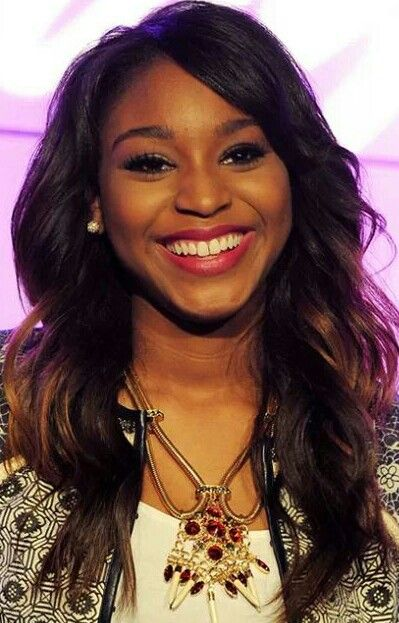 are normani and arin dating