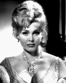 Zsa Zsa GaborProfile, Photos, News and Bio