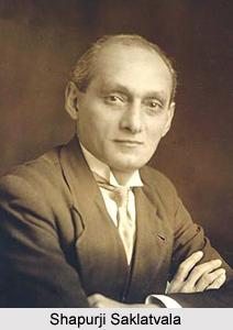 Shapurji Saklatvala
