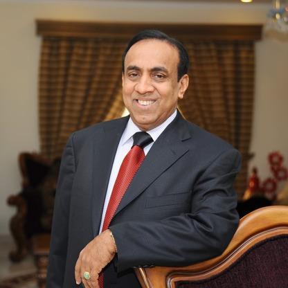 B. Ravi Pillai