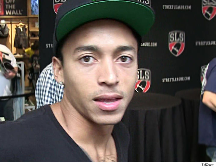 Pro Skateboarder Nyjah Huston Facing Felony Battery Charges