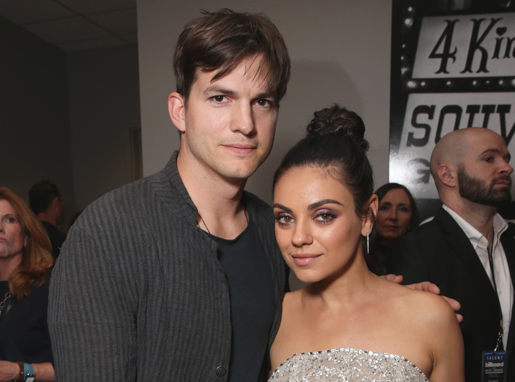 Pregnant Mila Kunis and Ashton Kutcher Are ''Thrilled'' About Having Another Baby