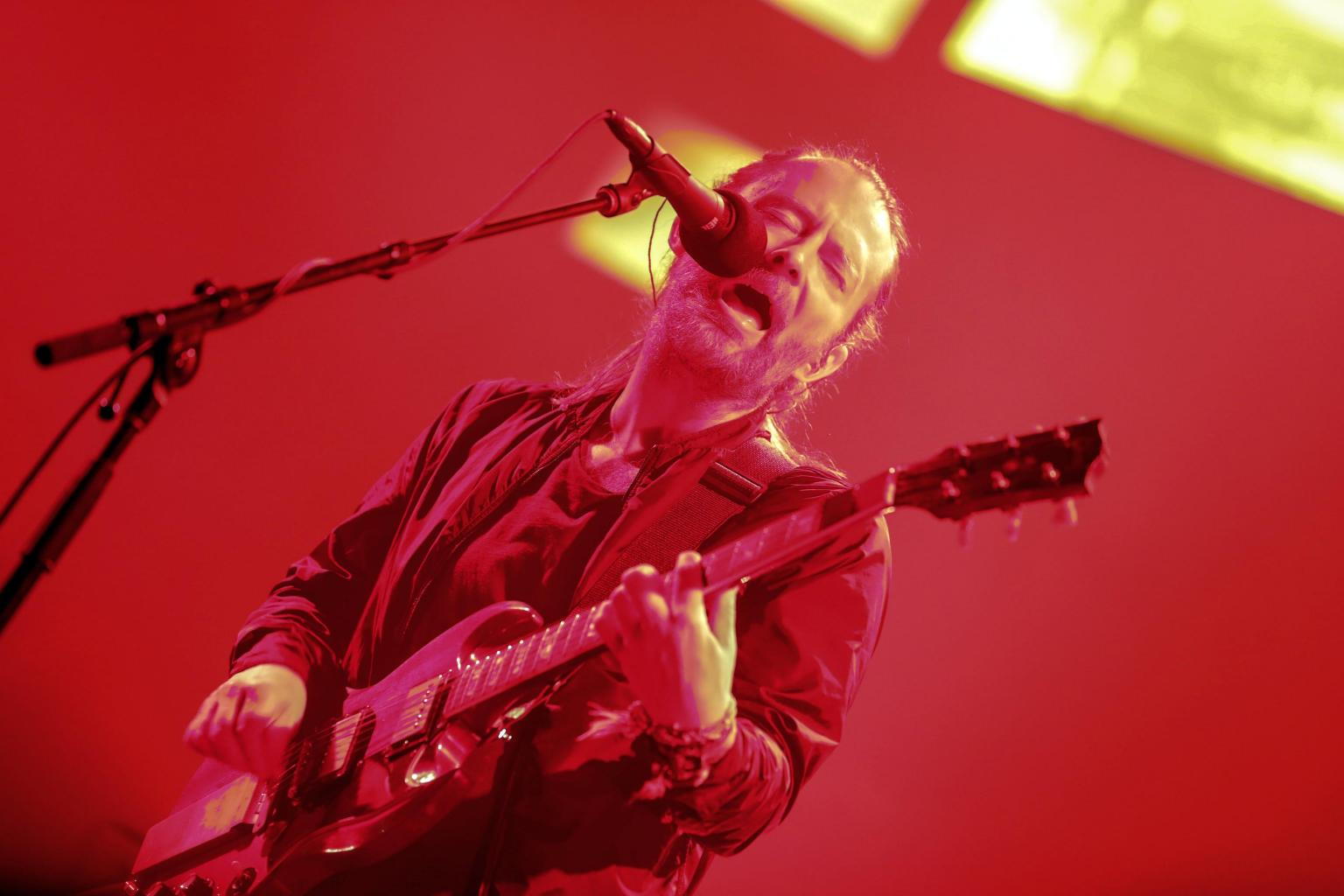 Radiohead Walks Off Stage Twice As Coachella Performance Marred By Sound Problems, Twitter Reacts