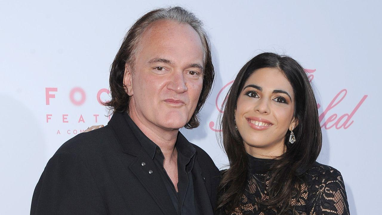 Quentin Tarantino Reportedly Engaged to Singer Daniela Pick