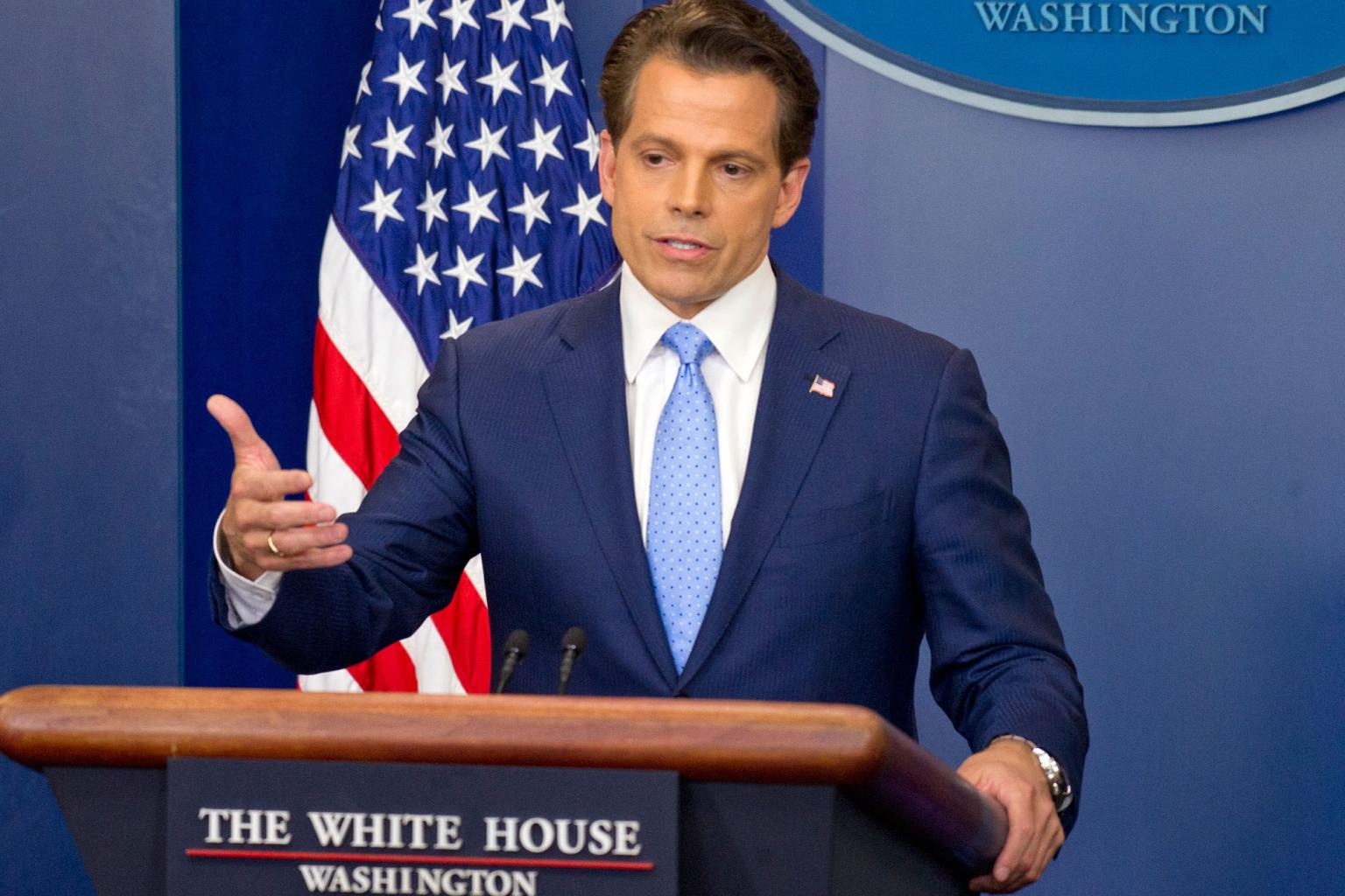 Anthony Scaramucci Tweets Joke About Rapid White House Firings 5 Days After He Was Abruptly    Ousted