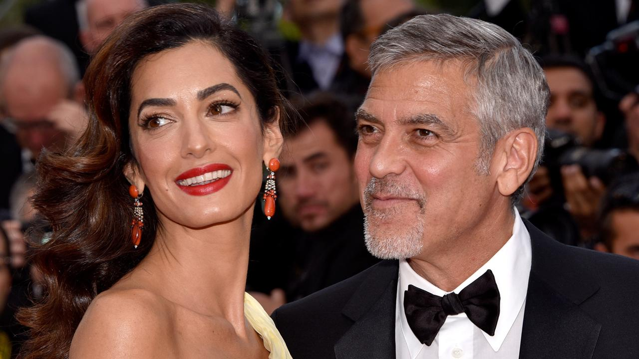 Exclusive: Amal Clooney to Give Birth to Twins 'Any Day Now,' Source Says