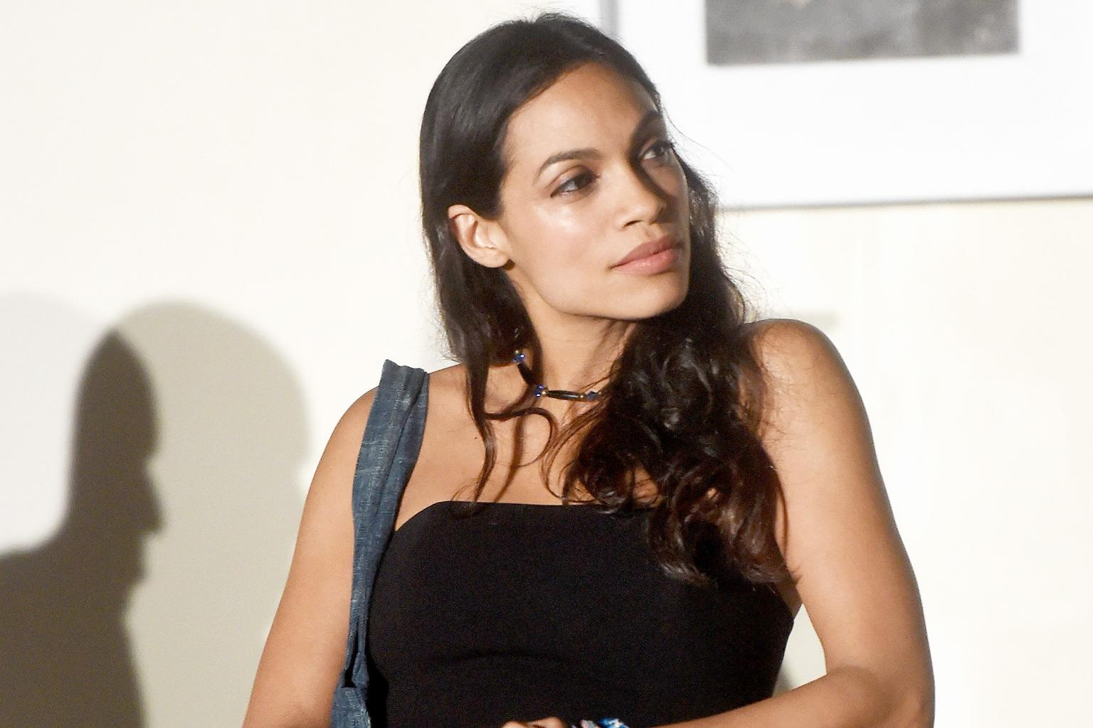Rosario Dawson Finds Cousin Dead in Her L.A. Home