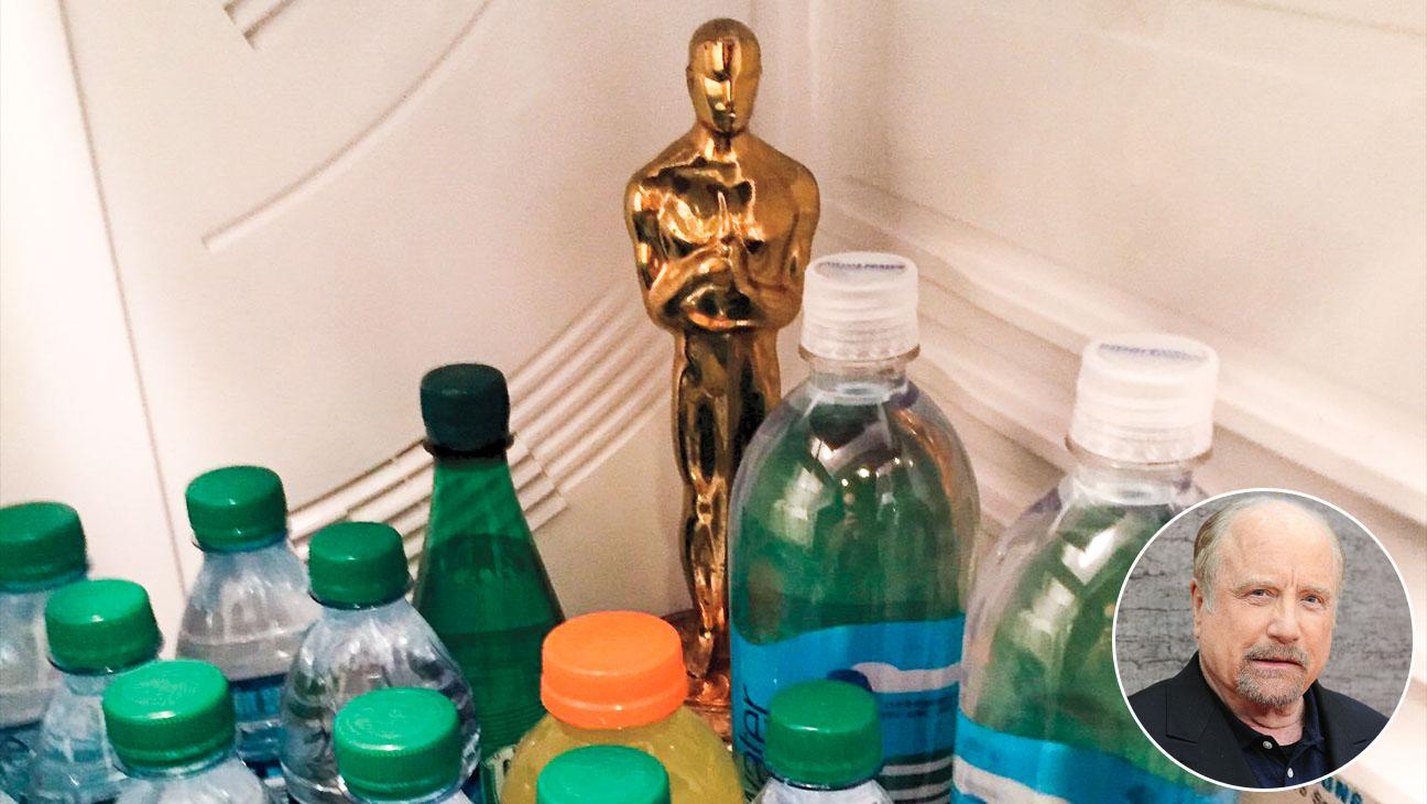 Why Richard Dreyfuss Keeps His Oscar in His Fridge