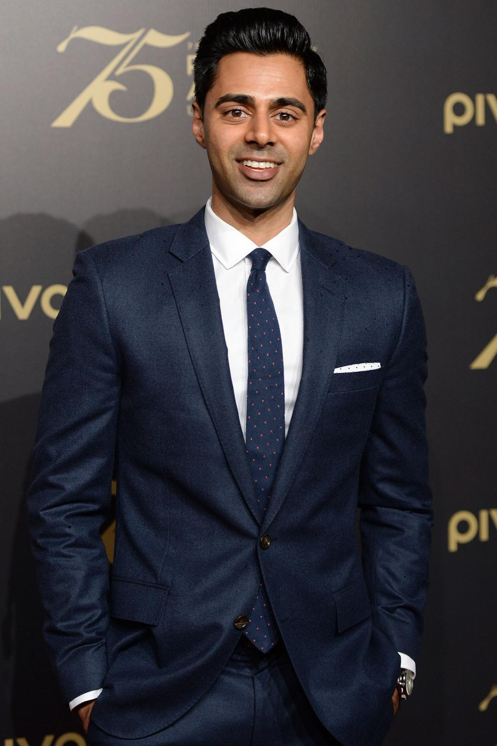 Comedian Hasan Minhaj Will Host the White House Correspondents      '  Dinner