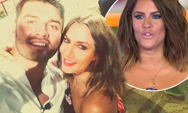 Love Island's Caroline Flack gets cosy with Mike