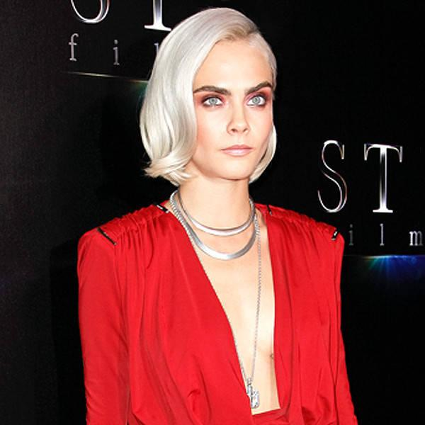 Cara Delevingne Is the Latest Celebrity to Shave Her Head