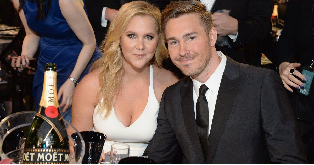 Amy Schumer Talks About Ben Hanisch Breakup in Classic Amy Schumer Form