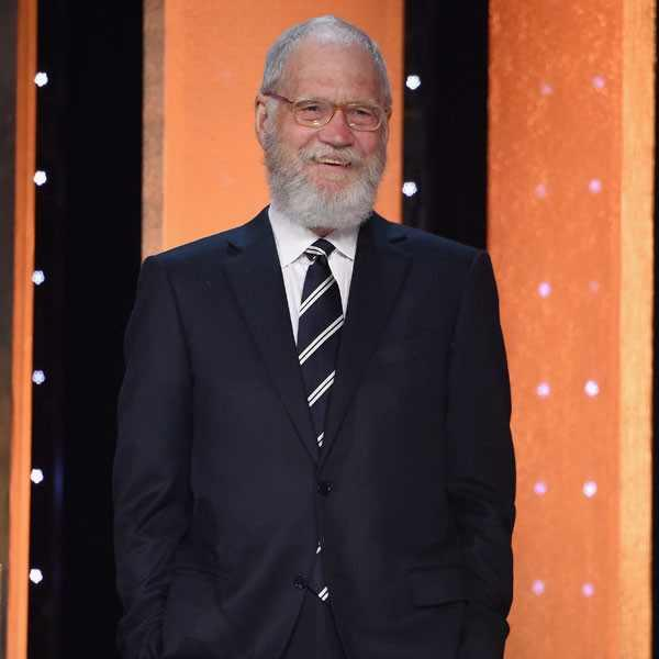 The 7 Best Jokes From David Letterman's Mark Twain Prize Ceremony
