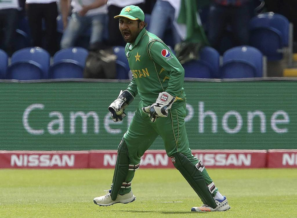 Sarfraz Ahmed - the principal broncobuster