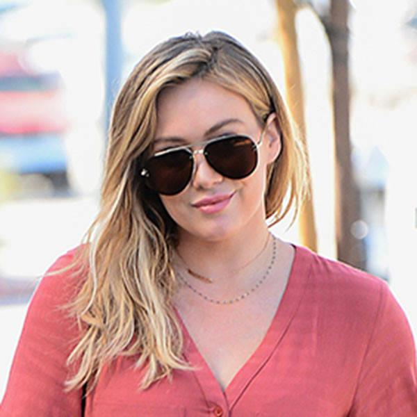 Hilary Duff's Home Burglarized While She Was Vacationing With Son