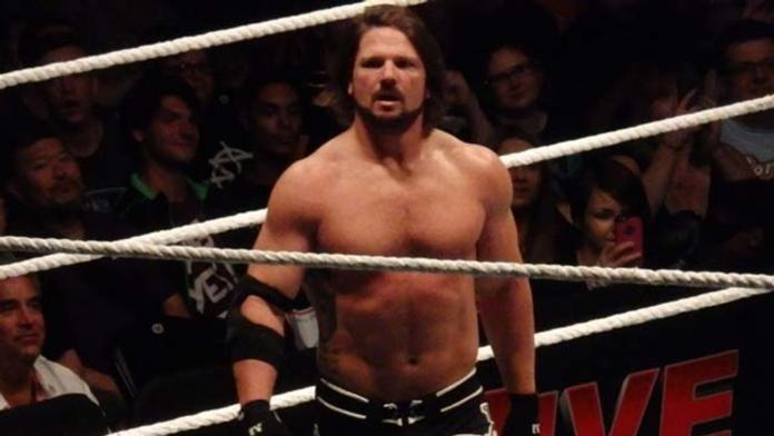 AJ Styles Talks Title Win (Video), Backstage Photo Of Styles With The Belt, WWE On The Title Change - WrestlingInc.com
