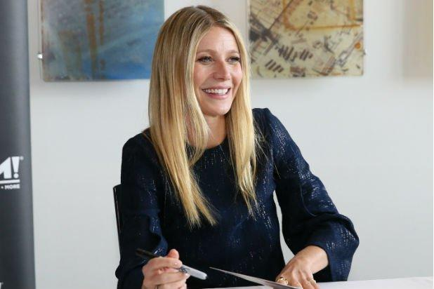 Gwyneth Paltrow Says She       's Kind of Done With Acting (Video)