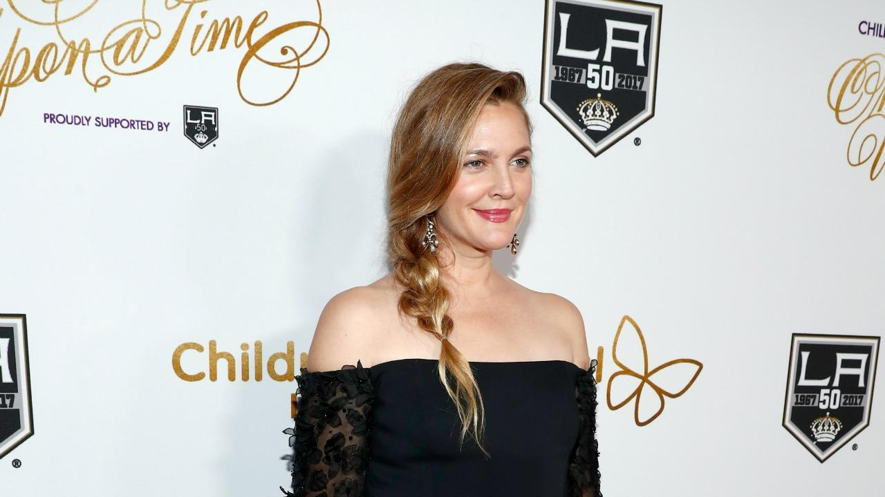 Drew Barrymore and Daughters Visit the Museum of Ice Cream -- See the Cute Pics!
