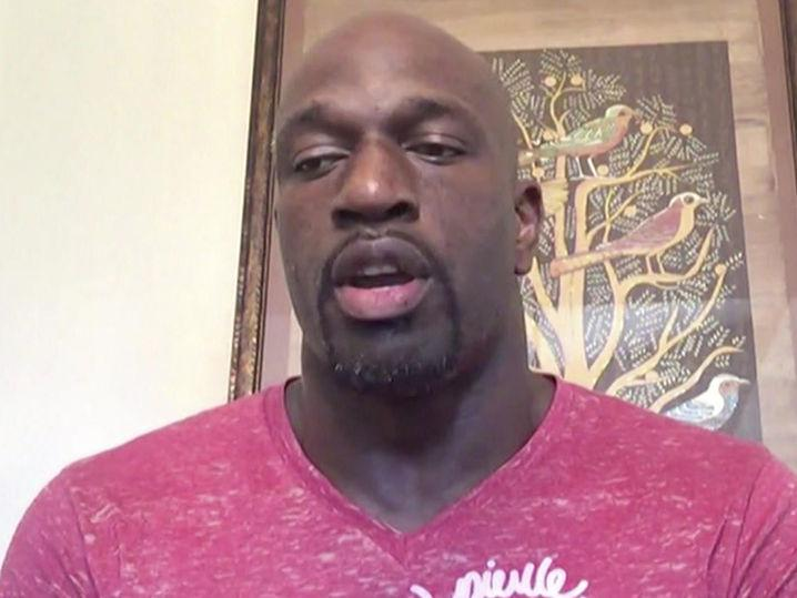Titus O'Neil Accused of Beating Up WWE Photog after Prank Gone Wrong