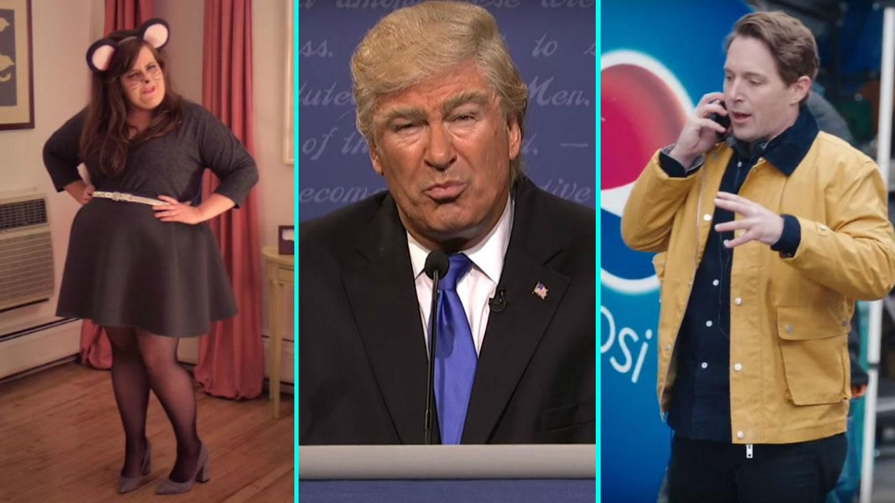 The 17 Funniest Sketches From 'Saturday Night Live's Politically Charged Season 42