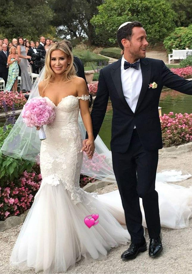 Million Dollar Listing L.A. Star David Parnes Marries Adrian Abnosi in Gorgeous French Villa