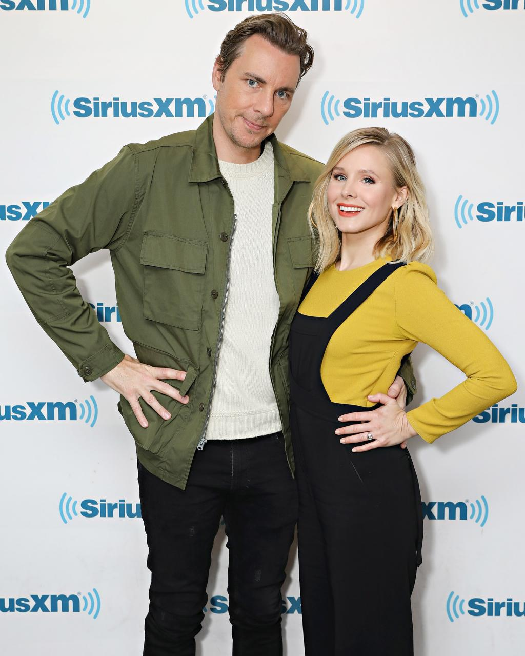 Kristen Bell Opens Up About Early        Toxic      '  Relationship with Dax Shepard:        We Would Fight a    Lot