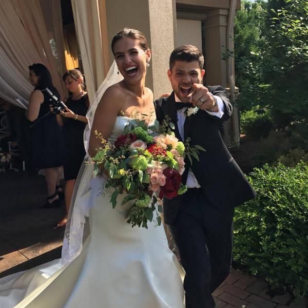 Entourage Star Jerry Ferrara Marries Breanne Racano