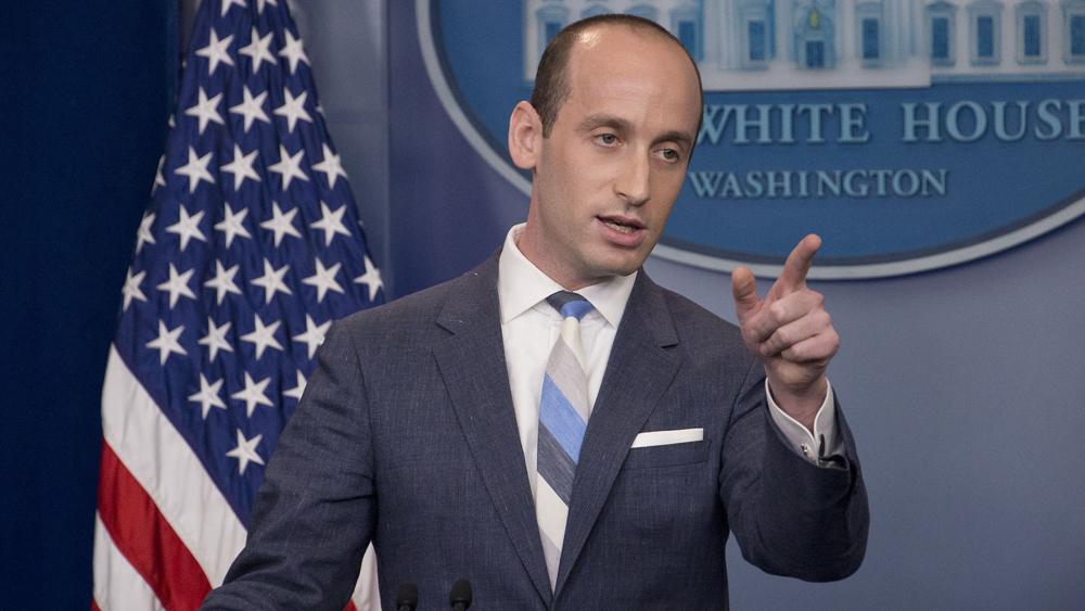 White House Adviser Stephen Miller Calls CNN's Jim Acosta 'Ignorant and Foolish'