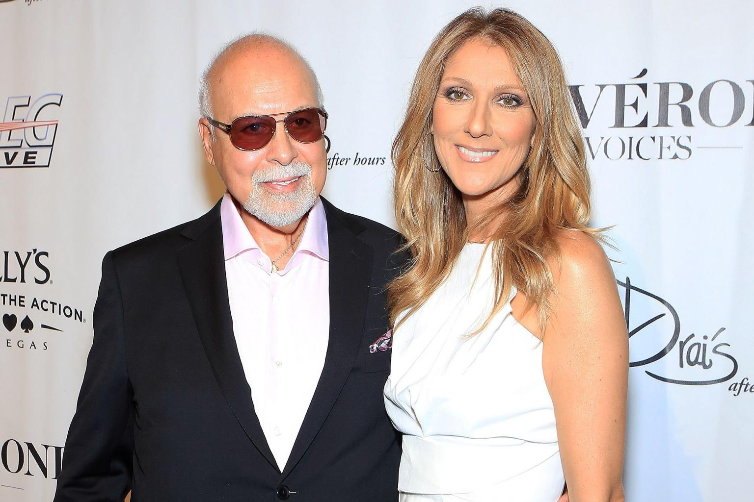 Celine Dion Consulted Portrait of Her Husband Before Deciding to Sing for Beauty and the Beast Remake