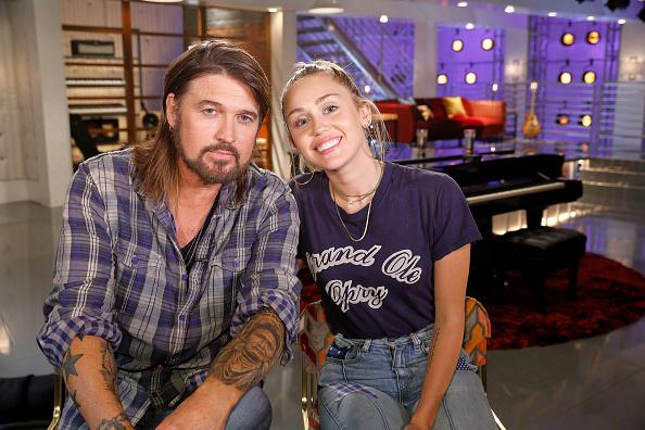 Billy Ray Cyrus Begged Miley To Choose Him As 'Voice' Advisor?