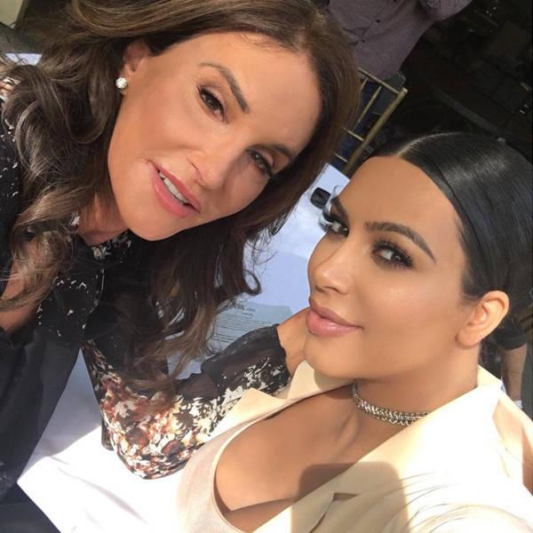 Kim Kardashian Is Hopeful That Her Family and Caitlyn Jenner Will ''Work Out'' Their Feud