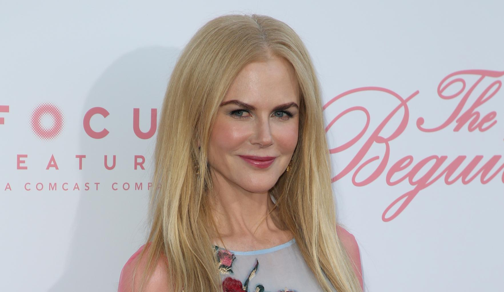 Nicole Kidman Wants To Do A Comedy:        They Always Say I       'm Not Funny