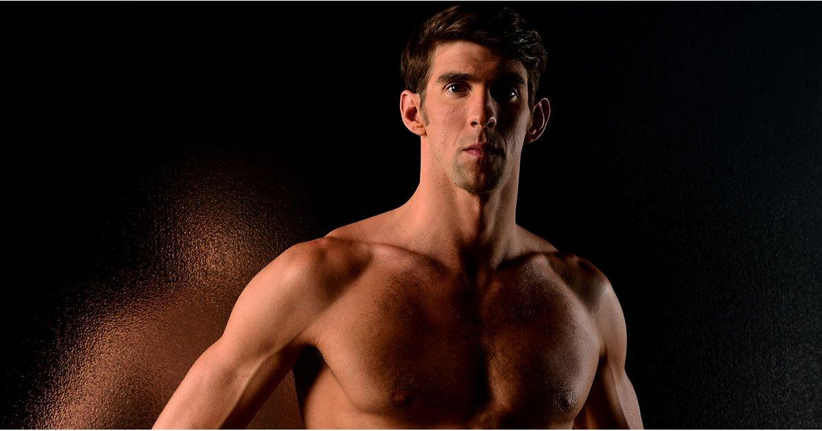 15 Reasons It Should Be Illegal For Michael Phelps to Wear a Shirt