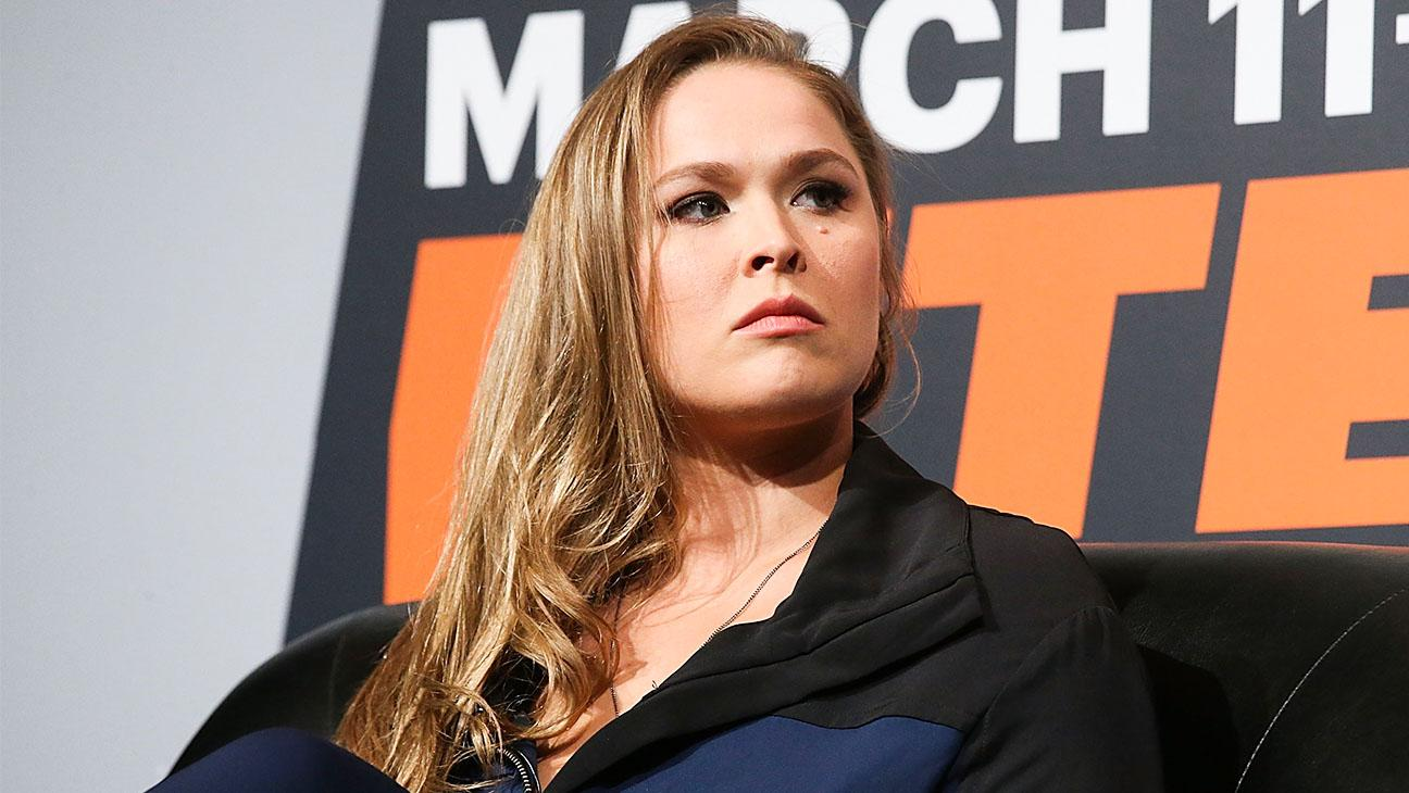 Ronda Rousey Reveals Her Venice Home Was Burglarized