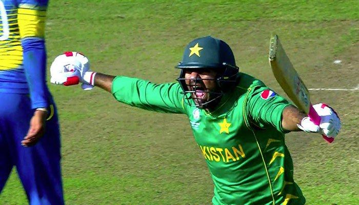 Incredible Sarfraz, Amir take Pakistan to Champions Trophy semifinals   Sports - Geo.tv