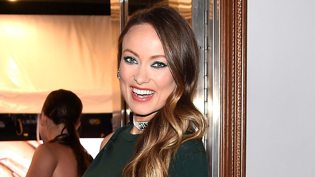 Olivia Wilde's 8-Month-Old Daughter Daisy Is the Cutest Broadway Fan Ever!