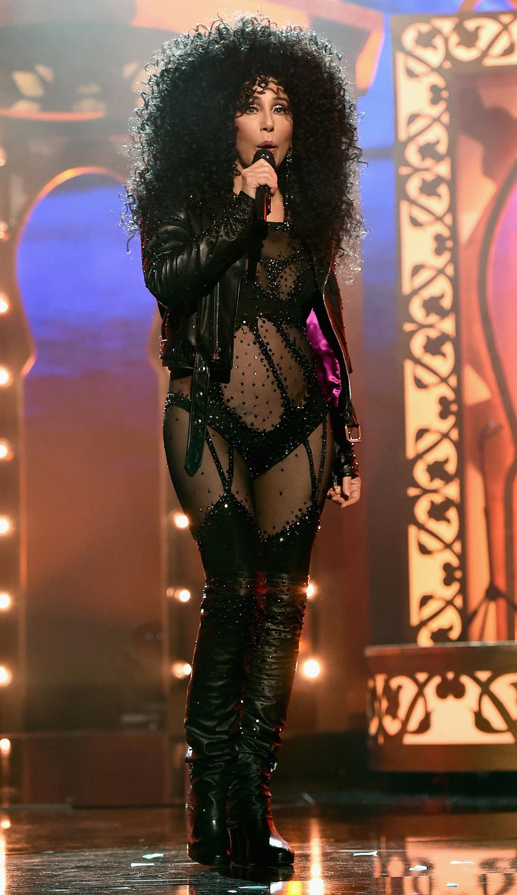 Cher Performs, Accepts Icon Award at the Billboard Music Awards: 'I Wanted to Do What I Do Since I Was 4 Years Old'