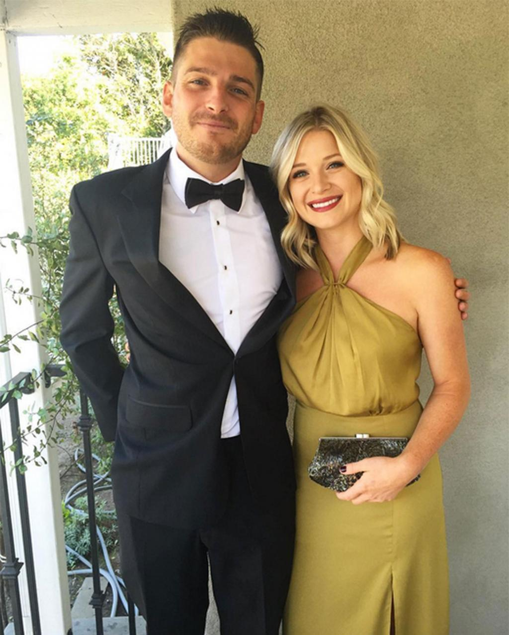 Laguna Beach's Talan Torriero and Wife Danielle Expecting a Baby Boy