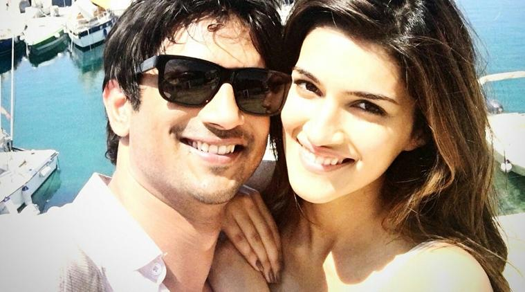 Sushant Singh Rajput meets Kriti Sanon's family amid speculations of their alleged relationship, see photo