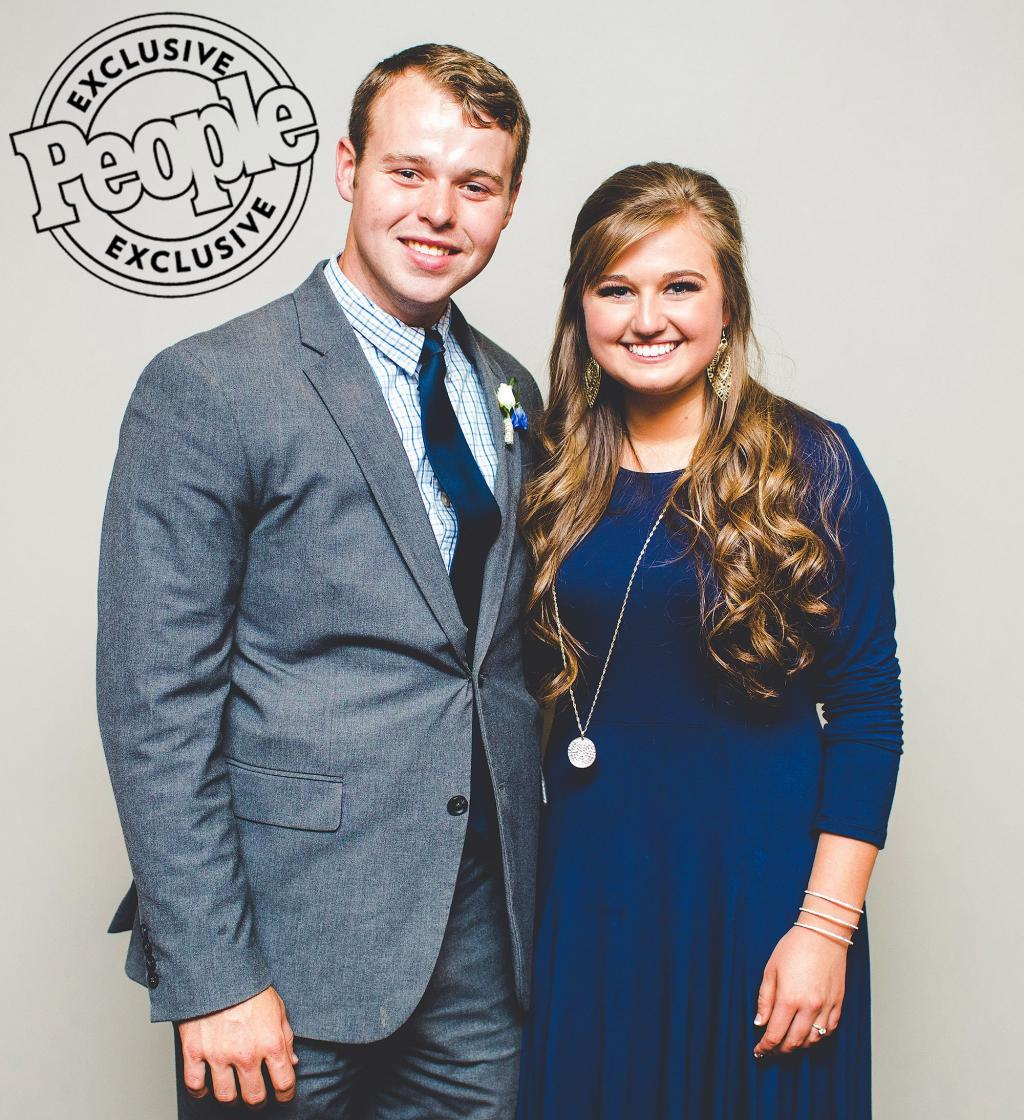 All About Joseph Duggar       's Surprise Engagement at Sister Joy-Anna       's Wedding