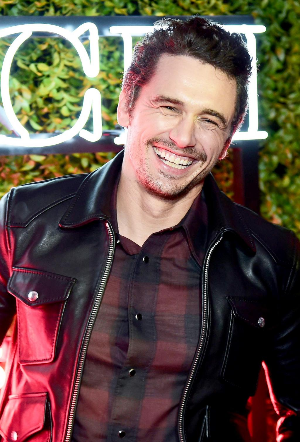 James Franco on Battling Depression and Addiction as a    Teen