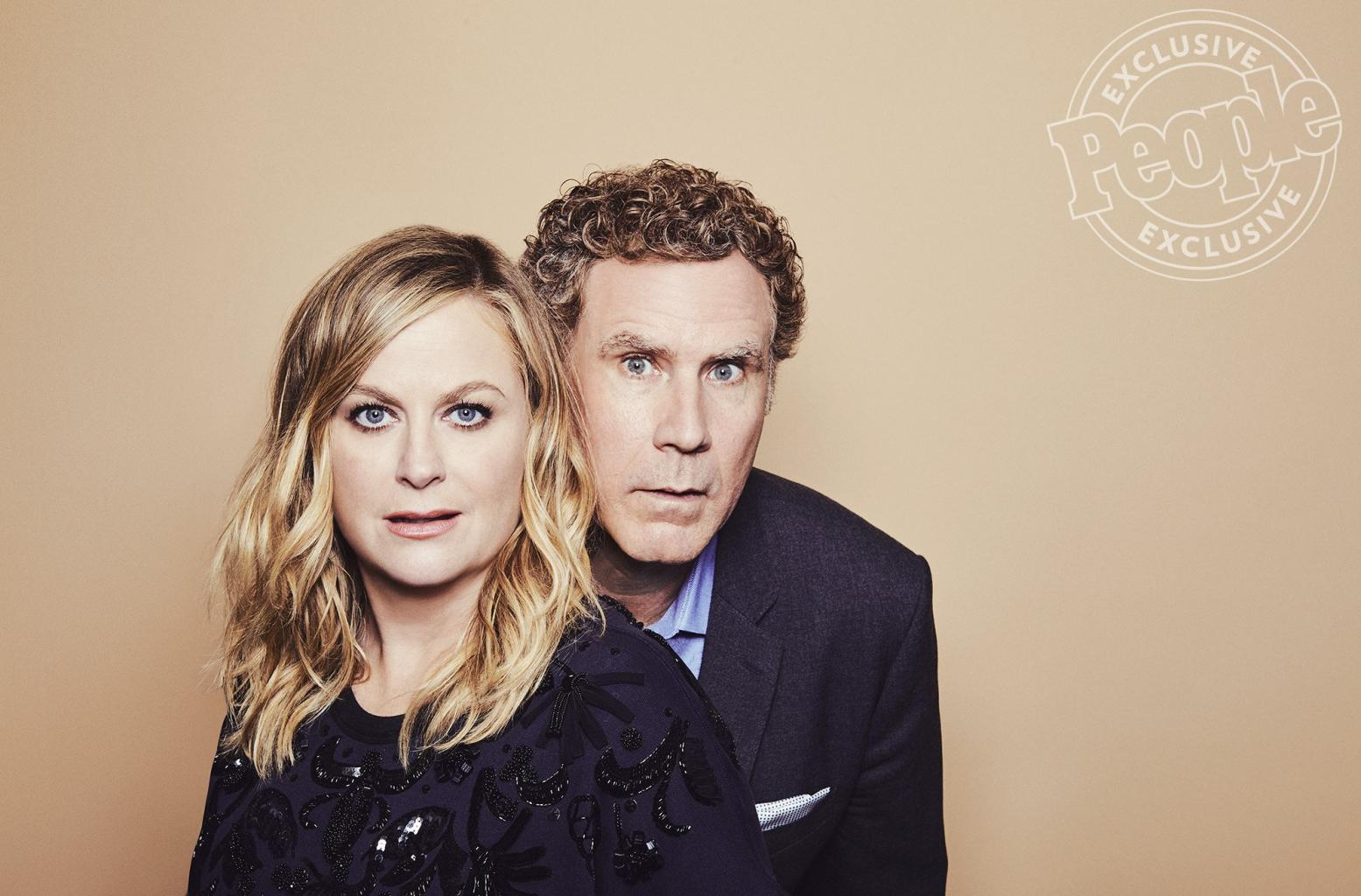 Will Ferrell and Amy Poehler Talk Gross Things You May Find When Raising Boys: 'There's Going to Be Pee Everywhere'