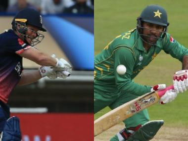 England vs Pakistan, Live score, Champions Trophy 2017 cricket updates: Azhar, Fakhar begin Pak's chase