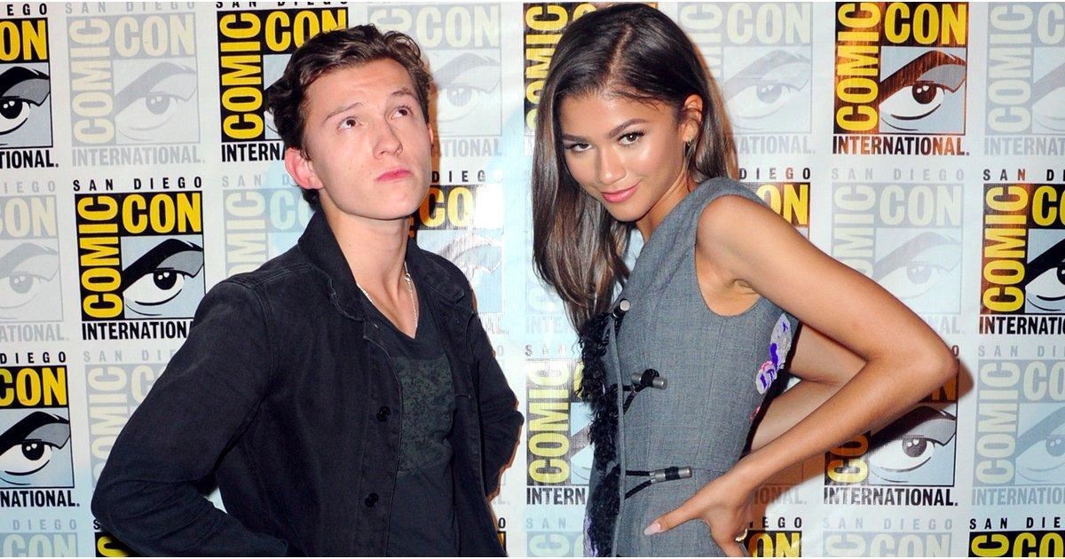 Ok, Zendaya and Tom Holland's Friendship Is Pretty Darn Adorable
