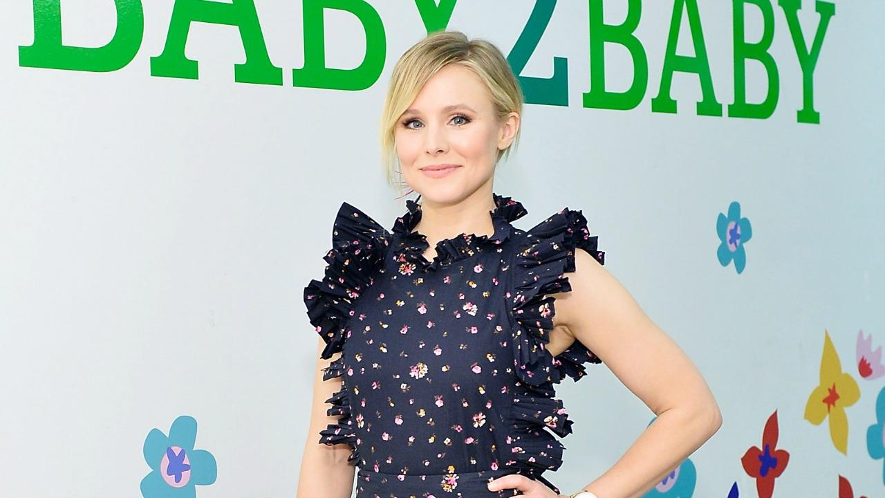 Exclusive: Kristen Bell Jokes She's 'The Boss' on Mother's Day, Says Kids Teach Her to 'Stay In the Moment'